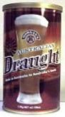 Full Flavour beer in a traditional draught style enjoyed across the nation golden in colour with a subtle head.