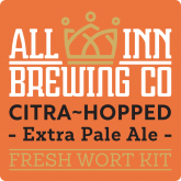 Citra Hopped XPA – All Inn Brewing