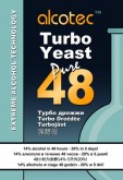 Alcotec 48 Turbo Yeast