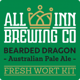Bearded Dragon Australian Pale – All Inn Brewing