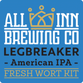 Legbreaker American IPA – All Inn Brewing