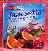Fowlers Vacola Jamsetta is a unique pectin product which guarantees even the novice jam-maker a perfectly set jam first time, every time.