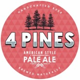 4 Pines Pale Ale Style Recipe