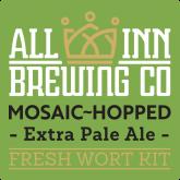 Mosaic Hopped XPA – All Inn Brewing