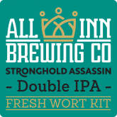 Stronghold Assassin Double IPA – All Inn Brewing