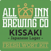Kissaki Japanese Lager – All Inn Brewing