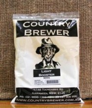 Consisting of 250g Spray Dried Light Malt Extract and 250g Maltodextrin (Corn Syrup), this brewing sugar can be used to produce a full-bodied but low alcohol beer.