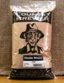 Dark Dry Malt is produced by mashing finely ground, malted barley and roasted barley with water at a temperature not exceeding 75C. Then the resulting liquid is filtered and reduced through evaporation under partial vacuum until it is the consistency of thick honey with a dark colour. The malt extract is then spray dried to produce a fine, free flowing powder product (1400 – 1900 EBC)*.