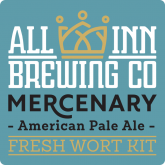 Mercenary American Pale Ale – All Inn Brewing