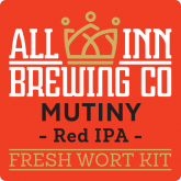 Mutiny Red IPA – All Inn Brewing