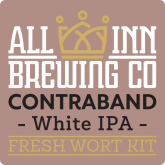 Contraband White IPA – All Inn Brewing