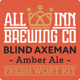 Blind Axeman Amber Ale – All Inn Brewing