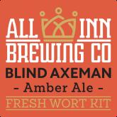 Blind Axeman Amber Ale – All Inn Brewing