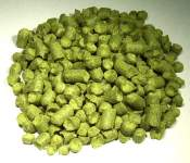 El Dorado® is a special dual purpose hop variety with exceptional aroma qualities and a high alpha acids component.    El Dorado® consistently elicits responses of fruity notes, specifically tropical fruit flavors.  Other fruit notes offered are pear, watermelon and stone fruit.  Usage: Bittering and Flavour/Aroma  Avg. Alpha: 14% - 16%  Origin: USA