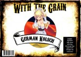 """With the Grain"" - German Kolsch"